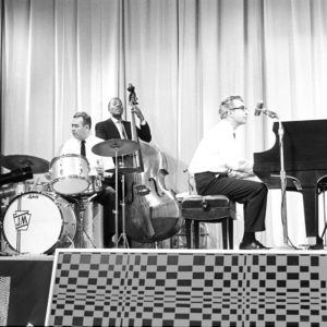 1967: Dave Brubeck Quartet played at Sidwell Friends and wowed the staff and students alike.