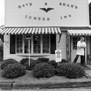 1994 : Dave's & Shar's Lumber Inn, Delafield WI. Was shooting a grant about the loss of  family farms in Waukesha Co.