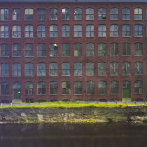 2006 : Washington Mills,  Lawrence. These mills were where the industrial revolution began along the Merrimack River.